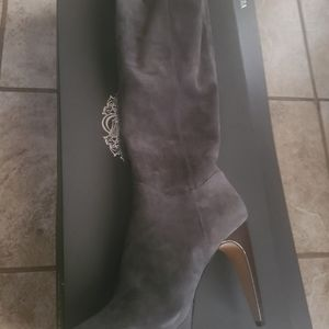Suede over the knee boots vince camuto